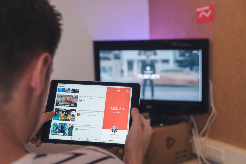 ein iPad als Prämie zum Zeitungsabo